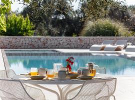 Diddy's Country - Abbasciu, hotel con parcheggio a San Vito dei Normanni