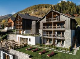 Les Dolomites Mountain Lodges, Wellnesshotel à Saint-Martin à Thurn