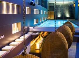 Heliopic Hotel & Spa, hotell i Chamonix-Mont-Blanc
