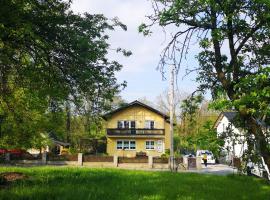 Seeblick Apartments Mühlau, Hotel in der Nähe von: Stadthalle Limbach-Oberfrohna, Mühlau