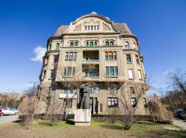 By the river apartment 2 PERNNA, hotel din Timișoara