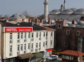 Saban Acikgoz Hotel, хотел в Одрин