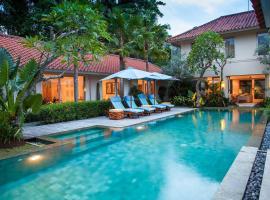 Villa Shima, accessible hotel in Sanur