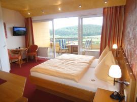 """Wohlfühlhotel """"Waldcafé Jäger"""", hotel in Bad Driburg"""