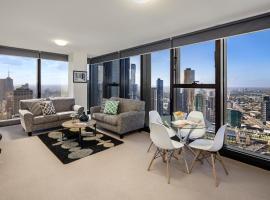 Winston Apartments, hotel em Melbourne