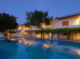Pigeon Island Beach Resort, resort in Nilaveli