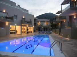 Blue Horizon Apartments, hotel with pools in Balíon