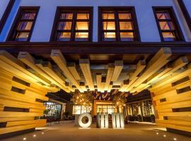 OMM INN, hotel in Eskisehir