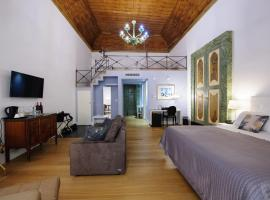Santa Chiara Boutique Hotel, hotel in Naples