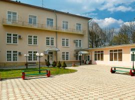 Пансионат Надежда, отель в Кисловодске