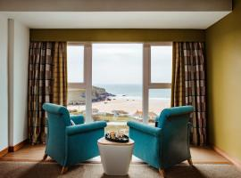 Bedruthan Hotel & Spa, hotel in Newquay