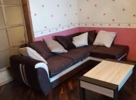 Apartment on Yana Fabritsiusa 2/4А, hotel with jacuzzis in Sochi
