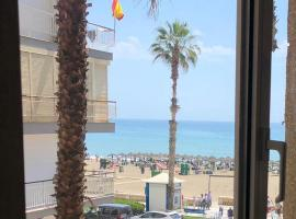EVE Malagueta, hotel dicht bij: Park van Málaga, Málaga