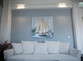 Apartment in Glyfada Center, hotel near Glyfada marina, Athens