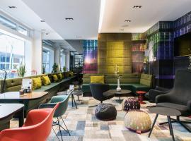 Savoy Hotel Rotterdam, hotel en Róterdam