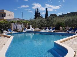 PERE, hotel with pools in Korčula