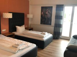 Arthotel Ingolstadt, отель в Ингольштадте