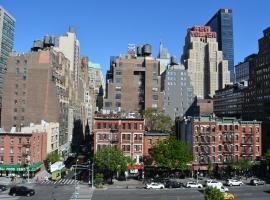 Hudson Yards, rum i privatbostad i New York