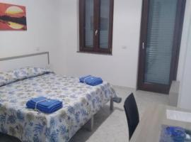 Hotel Indaco, hotel in Casal Velino