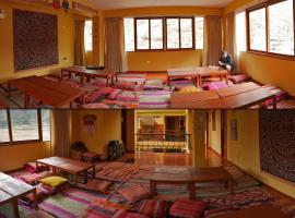 El Parche Rutero Hostel, family hotel in Pisac