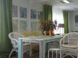 Friedens apartment, apartment in Plauen