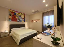 Pop Art Exclusive Rooms, guest house in Arzachena