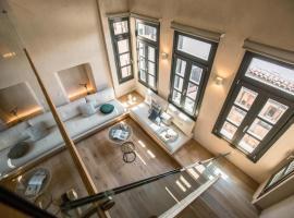 J&G Suites, отель в Ханье