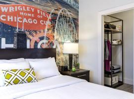 Hotel Versey Days Inn by Wyndham Chicago, hotel in Chicago