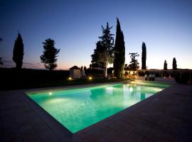 Guadalupe Tuscany Resort, country house in Braccagni
