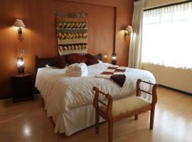 Hotel Sueños del Volcan, hotel in Villarrica