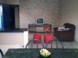 minha casa por dia, self catering accommodation in Goiânia