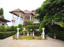 The Hillside Pranburi Resort, resort in Pran Buri