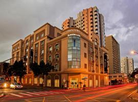 ROCKEFELLER by Slaviero Hotéis, hotel near Solar do Barao Cultural Center, Curitiba