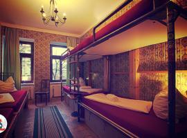 Homeplanet Hostel, hostel in Leipzig
