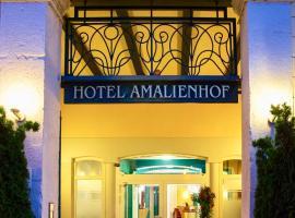Amalienhof Hotel und Apartment, hotel in Weimar