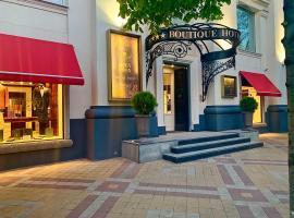 Boutique-hotel Romanoff, отель в Краснодаре