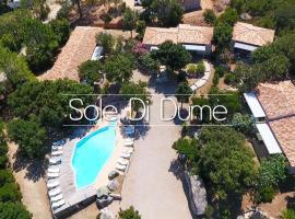 SOLE DI DUME, hotel near Figari-Sud Corse Airport - FSC, Sotta