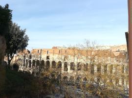 Colosseum Music Design, hotel near Domus Aurea, Rome