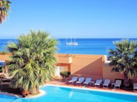 Hotel Punta Nord Est, hotel a Castellammare del Golfo