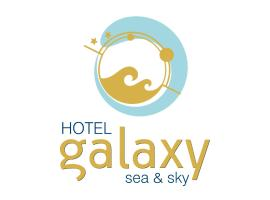 Galaxy, hotel in Loutraki