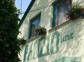 Írisz Panzió, gazdă/cameră de închiriat din Budapesta