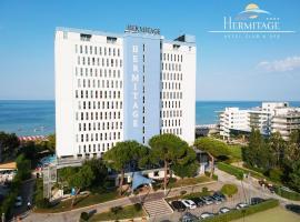 Hermitage Hotel, hotell i Silvi Marina