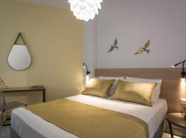 Citrine & Quartz Apartments, budget hotel in Chania Town