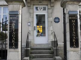 Hôtel Maïtagaria, hôtel à Biarritz près de: Villa Belza