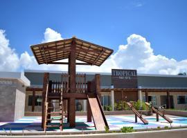 Tropical Mar Hotel, hotel in Aracaju