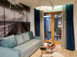 Apartament Batorego 713 – hotel w pobliżu miejsca Centrum handlowe Batory w mieście Gdynia