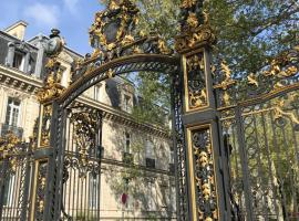 Parc Monceau, vacation rental in Paris