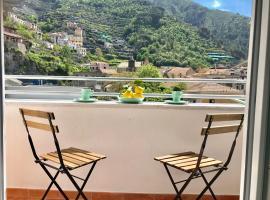 Trifoglio Apartment, self catering accommodation in Maiori