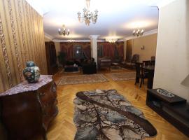Diamond Apartment - Makram Ebeid، شقة في القاهرة