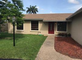 82-10SW 135AV, villa in Miami